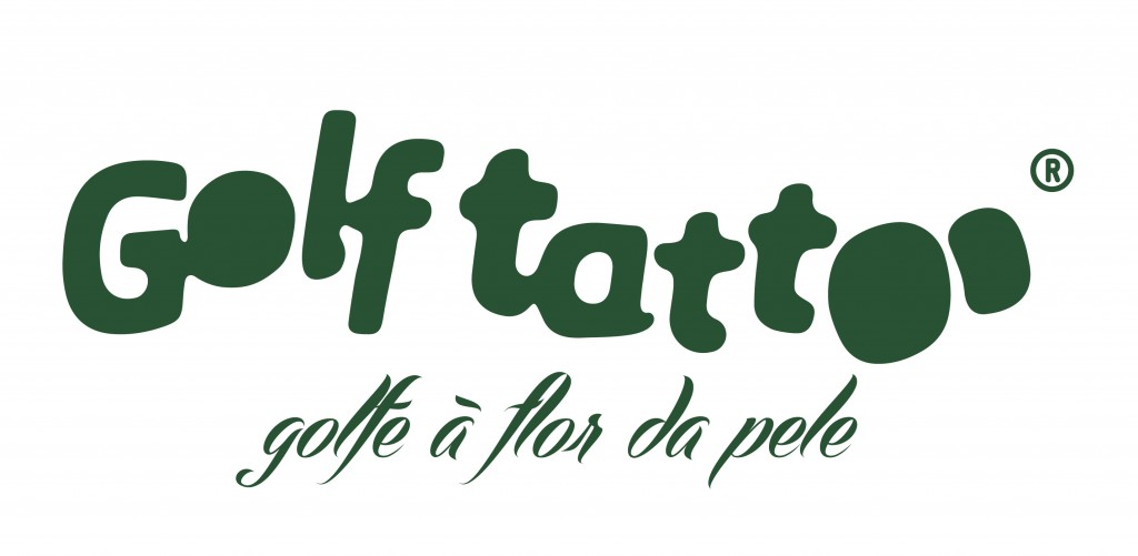 Golf tattoo Logo