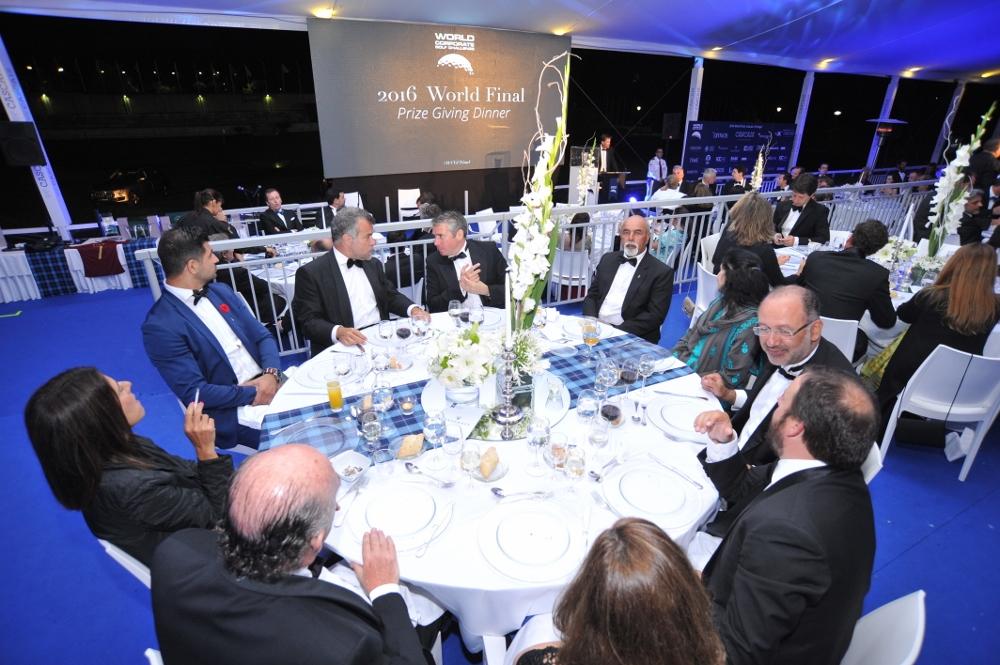 Cascais, 25/06/2016 - World Corporate Golf Challenge - Final. Black Tie Gala Dinner. Photo ©Octavio Passos